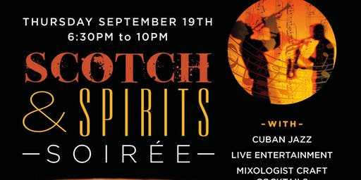 Scotch & Spirits Soiree