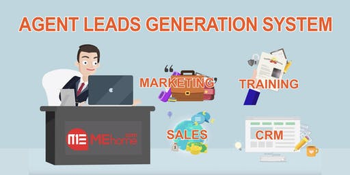 EXCLUSIVE REAL ESTATE AGENT EVENT: New Web Optimized Lead Generation System