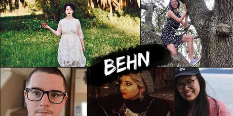 BEHN: Live Music Sat 8/3 6p at La Divina - also featuring +Aziz tickets