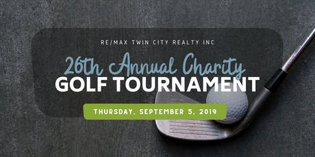 26th Annual Charity Golf Tournament tickets