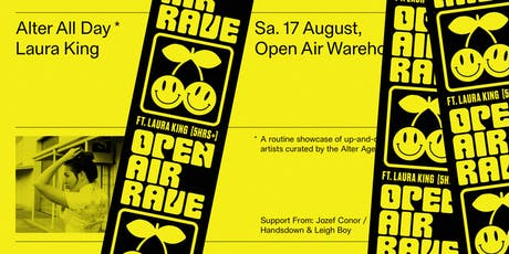 Laura King - Alter All Day Rave tickets