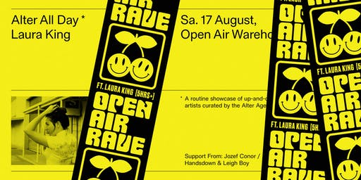 Laura King - Alter All Day Rave