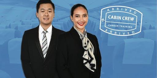Brisbane Cabin Crew Career Session