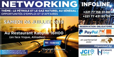 LE PETROLE ET LE GAZ NATUREL AU SENEGAL : OPPORTUNITES D'EMPLOI ET D'AFFAIRES tickets