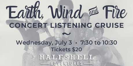 Earth, Wind & Fire: Concert Listening Cruise tickets
