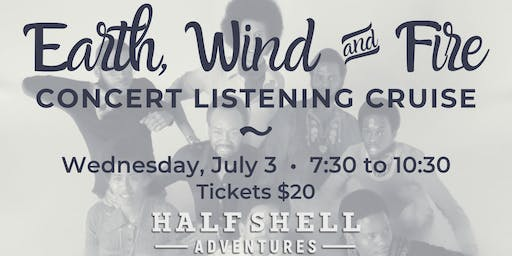 Earth, Wind & Fire: Concert Listening Cruise