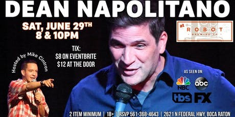 RBC Comedy Night: Dean Napolitano tickets