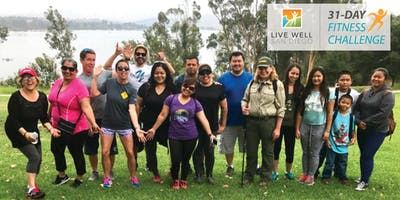 CSDFEA LIVE WELL HIKE: OTAY LAKES