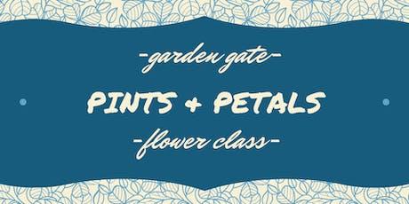 Pints & Petals tickets