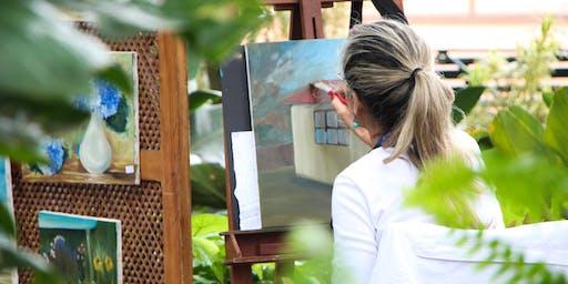Outdoor Sip & Paint