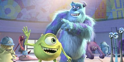 Old Pasadena Summer Cinema - Monsters Inc. G (2001)