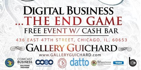 Digital Business....The End Game tickets