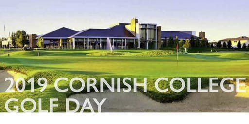 2019 Cornish College Golf Day
