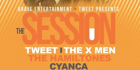 THE SESSION tickets