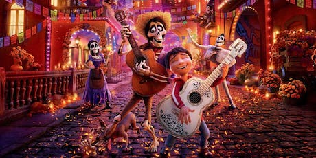 Old Pasadena Summer Cinema - Coco PG (2017) tickets