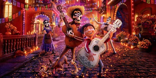 Old Pasadena Summer Cinema - Coco PG (2017)