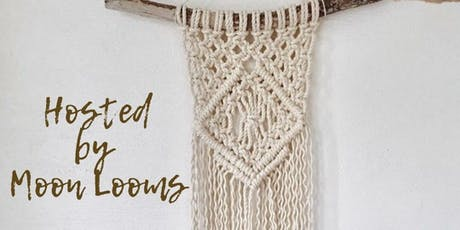 Macrame All Day: Wall Hanging Art Piece  tickets