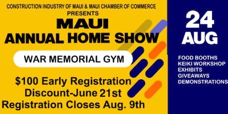 2019 CIM Home Show tickets