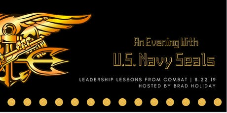 OWN IT: Leadership Lessons From Navy SEALS In Combat. tickets