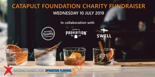 Catapult Foundation Charity Fundraiser Night