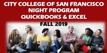 ORIENTATION: QuickBooks & Excel NIGHT Program