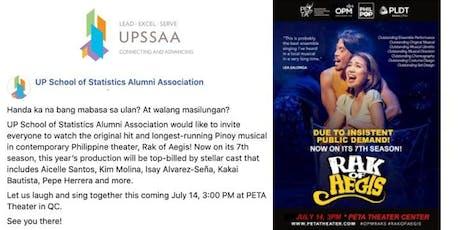 Rak of Aegis - July 14 (presented by UPSSAA) tickets