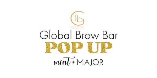 Global Brow Bar Pop Up