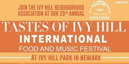 20th Annual Ivy Hill Neighborhood International Food and Music Festival