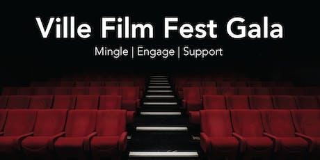 1st Annual Ville Film Festival Fundraiser Gala tickets