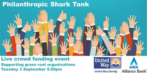 Philanthropic Shark Tank
