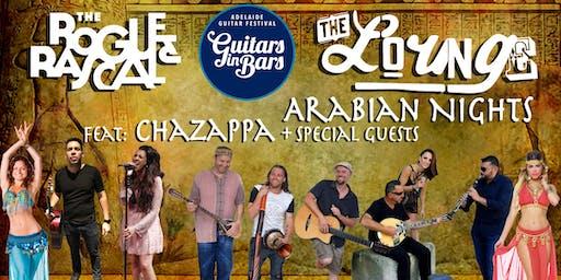 Arabian Nights feat: Chazappa