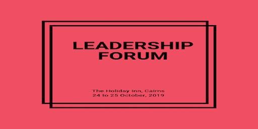 Community Legal Centres Queensland Leadership Forum