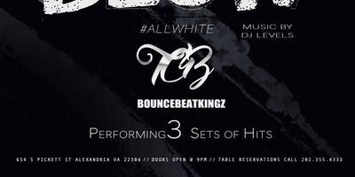 BLOW (All White) with TCB BAND performing Live 3 sets