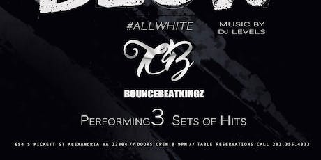 BLOW (All White) with TCB BAND performing Live 3 sets  tickets