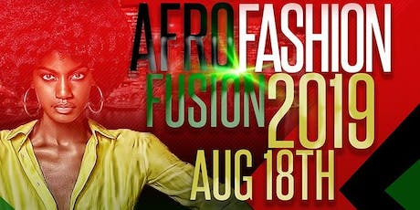 AfroFashionFusion tickets