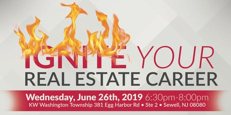 Ignite Your Real Estate Career tickets