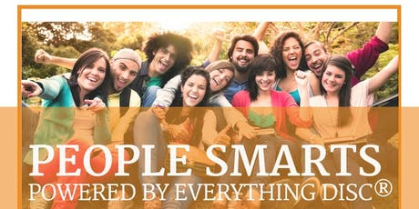 People Smarts for Everyone, Powered By Everything DiSC Workplace® tickets