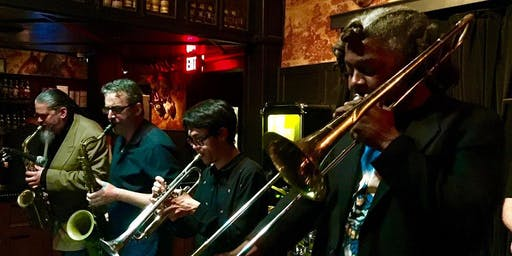 Wine Wednesday with Live Performance by GG's Jazz Knights (of Dakah)