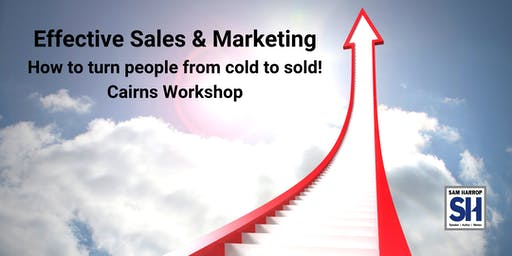 Effective Sales & Marketing Workshop Cairns