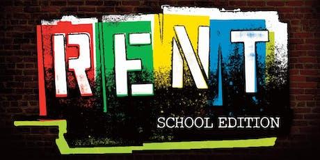 Rent School Edition-Camp IDS tickets