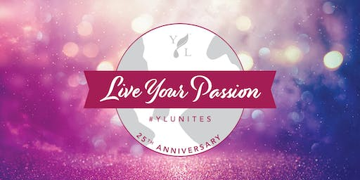 Live Your Passion Rally with Sarah Williams Young Living Platinum
