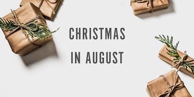 Christmas Dinner in August!