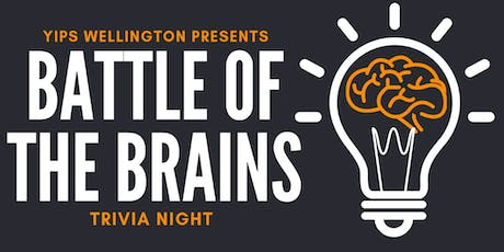 YIPs Wellington - Battle of the Brains  tickets