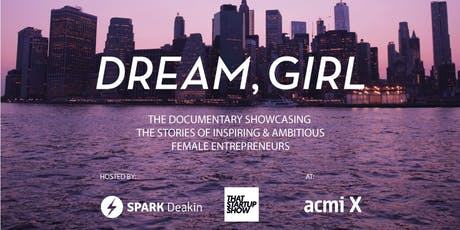 Dream, Girl: Screening & Panel  tickets