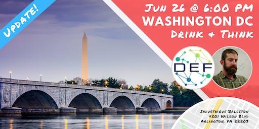 DEF Washington DC Drink & Think