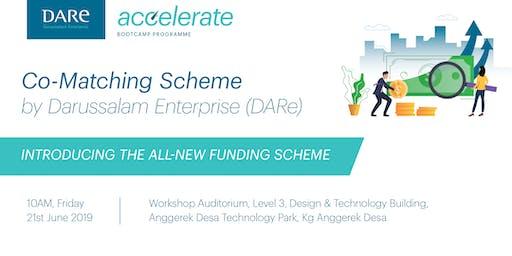 Co-Matching Scheme by Darussalam Enterprise (DARe)