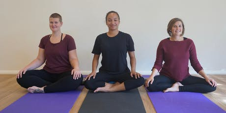 Learn Yoga Meditation - 1 Day Course tickets