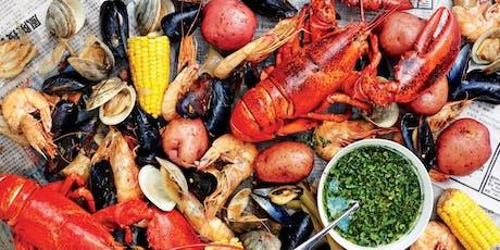 Maven Chef Crab boil tickets