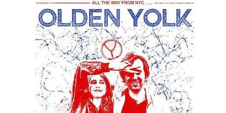 Olden Yolk, Rays, Tony Jay tickets