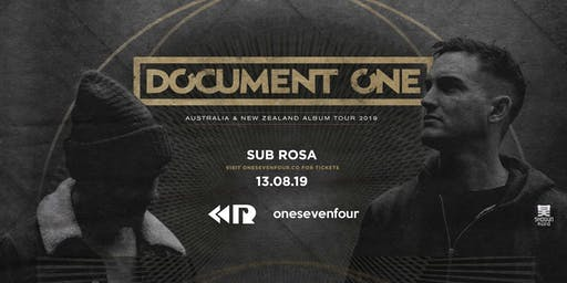 Document One [UK] // Brisbane